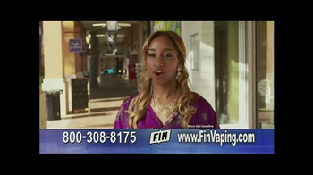 Fin Advanced Vaping Kit TV Spot, 'Smoke Anywhere' - Thumbnail 4