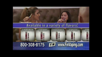 Fin Advanced Vaping Kit TV Spot, 'Smoke Anywhere' - Thumbnail 8