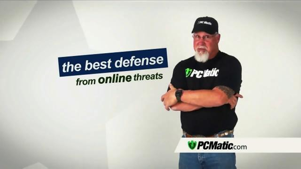 PCMatic.com TV Commercial, 'Scheduled Maintenance' Featuring Randy White