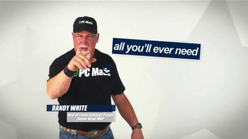 PCMatic.com TV Spot, 'Scheduled Maintenance' Featuring Randy White - Thumbnail 2