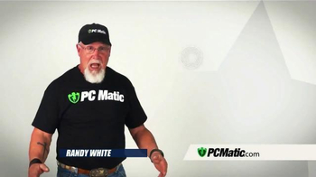 PCMatic.com TV Spot, 'Scheduled Maintenance' Featuring Randy White - Thumbnail 5