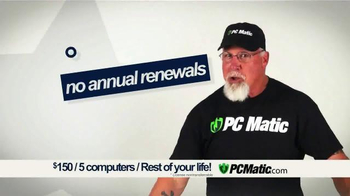 PCMatic.com TV Spot, 'Scheduled Maintenance' Featuring Randy White - Thumbnail 8