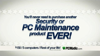 PCMatic.com TV Spot, 'Scheduled Maintenance' Featuring Randy White - Thumbnail 9