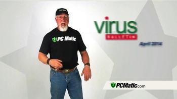 PCMatic.com TV Spot, 'Behind the Scenes' Featuring Randy White - Thumbnail 5