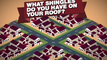 Timberline Shingle Settlement TV Spot, 'Shingle Replacement' - Thumbnail 2