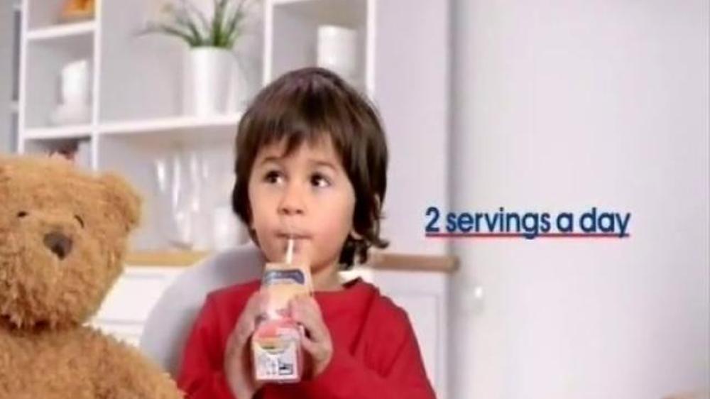 Enfamil Enfagrow Toddler Next Step TV Commercial, 'Bear'