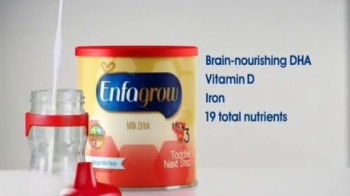 Enfamil Enfagrow Toddler Next Step TV Spot, 'Bear' - Thumbnail 6