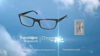 Transitions Signature Lenses TV Spot, 'Modes' - Thumbnail 6