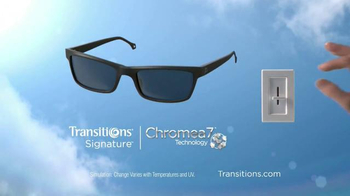 Transitions Signature Lenses TV Spot, 'Modes' - Thumbnail 7