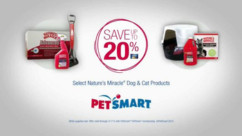 Nature's Miracle TV Spot, 'Pet Stains and Odors' - Thumbnail 8