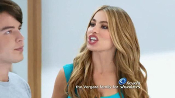 Head & Shoulders Instant Relief TV Spot, 'Mom Knows Best' Ft. Sofia Vergara - Thumbnail 2