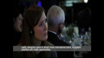 China National Tourism Administration TV Spot, 'Hangzhou: Conference'' - Thumbnail 10