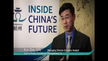 China National Tourism Administration TV Spot, 'Hangzhou: Conference'' - Thumbnail 4