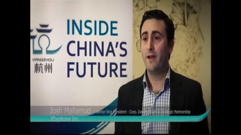 China National Tourism Administration TV Spot, 'Hangzhou: Conference'' - Thumbnail 6