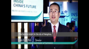 China National Tourism Administration TV Spot, 'Hangzhou: Conference'' - Thumbnail 8