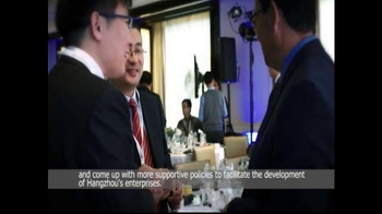 China National Tourism Administration TV Spot, 'Hangzhou: Conference'' - Thumbnail 9