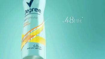 Degree Women Dry Spray TV Spot, 'Superior Protection' - Thumbnail 3