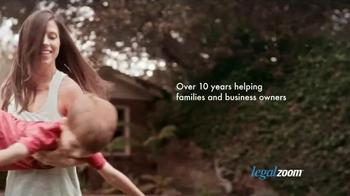 Legalzoom.com TV Spot, 'Got Your Back' - Thumbnail 6