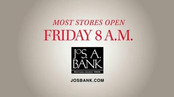 JoS. A. Bank TV Spot, 'December: BOG3 Suits + Three Dress Shirts' - Thumbnail 10