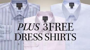 JoS. A. Bank TV Spot, 'December: BOG3 Suits + Three Dress Shirts' - Thumbnail 4