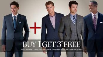 JoS. A. Bank TV Spot, 'December: BOG3 Suits + Three Dress Shirts' - Thumbnail 5