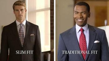 JoS. A. Bank TV Spot, 'December: BOG3 Suits + Three Dress Shirts' - Thumbnail 7