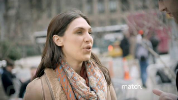 Match.com TV Spot, 'Match on the Street: Over 25,000 People Join Every Day' - Thumbnail 2