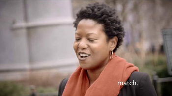 Match.com TV Spot, 'Match on the Street: Over 25,000 People Join Every Day' - Thumbnail 3