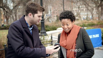 Match.com TV Spot, 'Match on the Street: Over 25,000 People Join Every Day' - Thumbnail 5