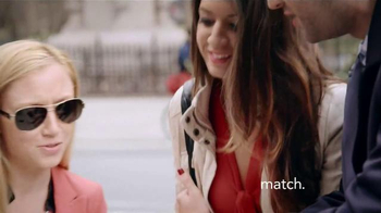 Match.com TV Spot, 'Match on the Street: Over 25,000 People Join Every Day' - Thumbnail 6