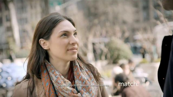 Match.com TV Spot, 'Match on the Street: Over 25,000 People Join Every Day' - Thumbnail 8