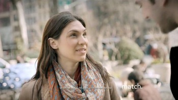 Match.com TV Spot, 'Match on the Street: Over 25,000 People Join Every Day' - Thumbnail 9