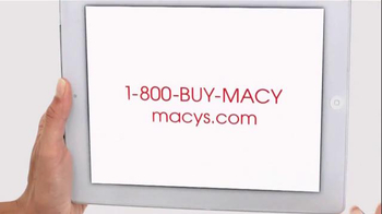 Macy's After Christmas Sale TV Spot, 'Furniture for Every Room' - Thumbnail 10