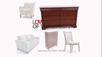 Macy's After Christmas Sale TV Spot, 'Furniture for Every Room' - Thumbnail 2