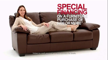 Macy's After Christmas Sale TV Spot, 'Furniture for Every Room' - Thumbnail 8