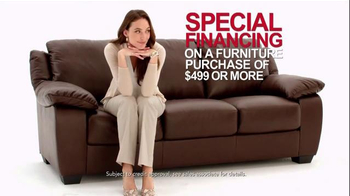 Macy's After Christmas Sale TV Spot, 'Furniture for Every Room' - Thumbnail 9