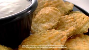 Zaxby's Free Zappetizer TV Spot, 'Heart of Dallas Bowl' - Thumbnail 5