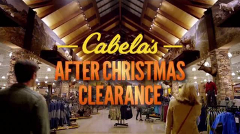 Cabela's After Christmas Clearance TV Spot, 'Stock Up on Winter Gear' - Thumbnail 3