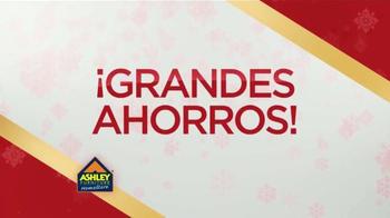 Ashley Furniture Homestore TV Spot, 'Época de los Ahorros' [Spanish] - Thumbnail 5