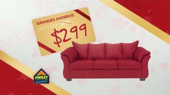 Ashley Furniture Homestore TV Spot, 'Época de los Ahorros' [Spanish] - Thumbnail 6