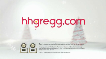 h.h. gregg After Christmas Sale TV Spot, 'Store-wide Savings' - Thumbnail 10