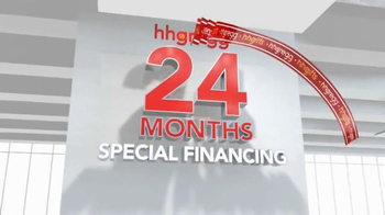 h.h. gregg After Christmas Sale TV Spot, 'Store-wide Savings' - Thumbnail 7