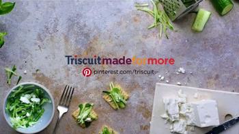 Triscuit TV Spot, 'CucFetaMintScuit' - Thumbnail 7