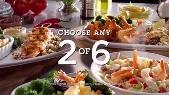 Red Lobster Big Shrimp Festival TV Spot, 'Perfect Pair' - Thumbnail 4