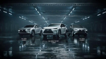 2015 Lexus NX TV Spot, 'Moving Bold Design to New Heights' - Thumbnail 10