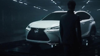 2015 Lexus NX TV Spot, 'Moving Bold Design to New Heights' - Thumbnail 3