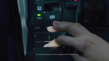 2015 Lexus NX TV Spot, 'Moving Bold Design to New Heights' - Thumbnail 6