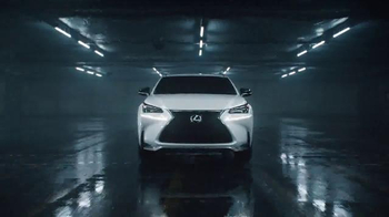 2015 Lexus NX TV Spot, 'Moving Bold Design to New Heights' - Thumbnail 8