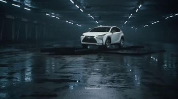 2015 Lexus NX TV Spot, 'Moving Bold Design to New Heights'