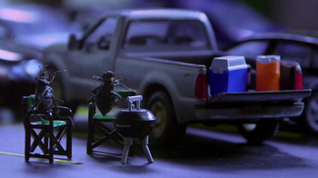Pepsi TV Spot, 'Hyped for Halftime: The Tiniest Halftime Show Ever!' - Thumbnail 10